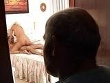 Old Man Caught Young Couple having Sex