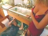 Horny Mom Goes too Far with Young Plumber