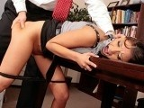 Kinky Secretary Force Fucked by Drunk Boss