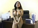 Perfect Arab Babe Will Do Anything For Green Card