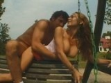 Young MILFs Get Fucked At a Playground Where Families Come To