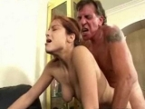 Old Pervert wanted Anal, But It Goes Damn Painful