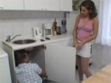 Dad Ordered Daughter To Be Handy When Plumber Comes