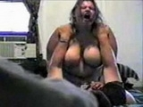 Bbw With Huge Natural Tits Riding A Hard Cock