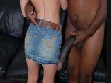 Tiny Teen Destroyed By Huge Black Dick