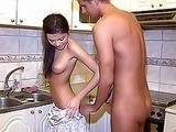 My Brothers Forbidden Teen Girlfriend Seduced Me After Bathing