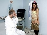 Young girl banged by doctor
