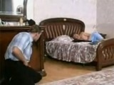 Boy Disturbs His GF Mommy While Sleeping