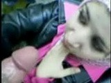 Arab Hijab Girl Sucking Cock For The First Time