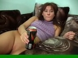 Totally Wasted Russian Teen Doing Nasty Things