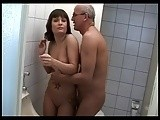 Young Teen Fucking With Old Fart In Toilette