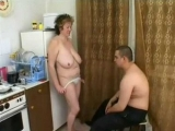 Granny will Help you to Become a Man, Young Boy