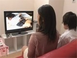 Mom And her Daughters BF Should NOT Watch Porn Together!