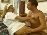 Booty Hot Maid Destroyed By Horny Dude