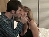 Sexy Milf Mom Fucked With Younger Neighbor in Bedroom