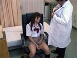 Creepy Doctor Sexually Used Asian Girl 