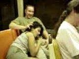 Exhibitionist Couple Having Hot Sex On The Train
