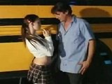 Kinky Teen Seduced by Filthy Bus Driver