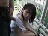 Shy Japanese Teen Doesnt Want This Cock