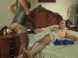 Sexy Mom Surprised Her Young Sons Friend