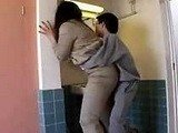 She Will Never Enter In Public Toilet Alone Again