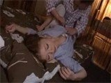 Drunk Milf Fucked Instead To Be Helped!