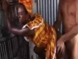Poor Ethiopian Girl Selling Her Ass And Pussy To Survive