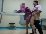 Arab Hijab Woman Gets Fucked In Operating Room