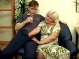 Totally drunk Milf Almost cause him Heart Attack